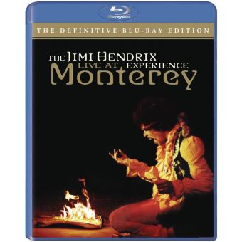Live at Monterey 1967 The Definitive Blu-ray