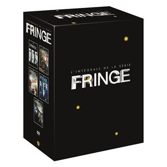 FringeFRINGE 1-5-INTEGR-29 DVD-VF