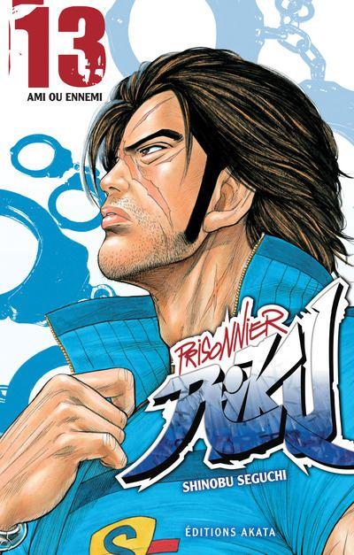 Prisonnier Riku - Tome 13 : Prisonnier Riku