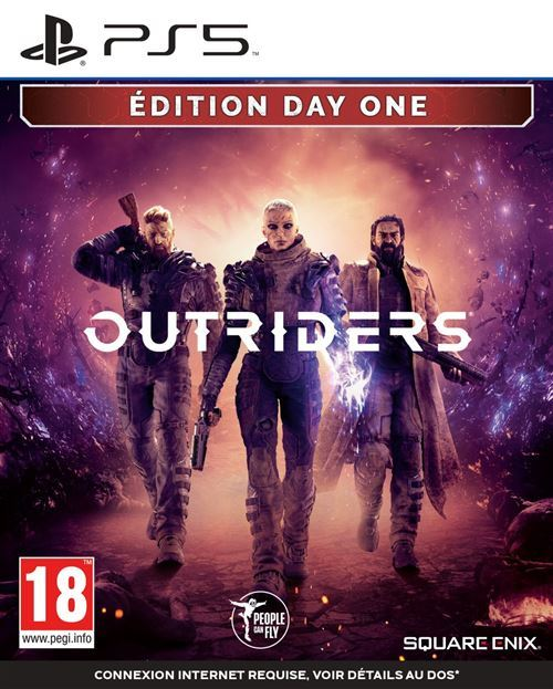 Outriders Edition Day One PS5