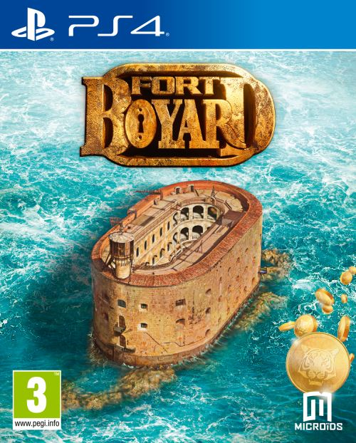 Fort Boyard PS4