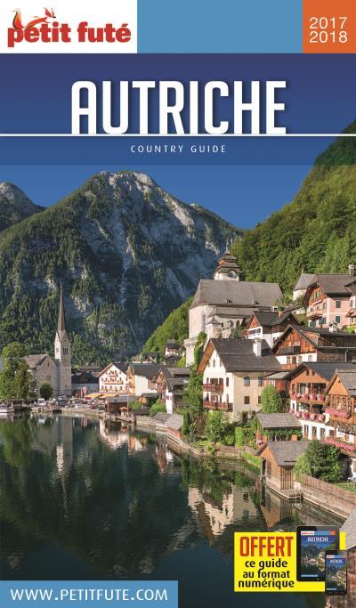 Autriche 2017-2018 petit fute + offre num