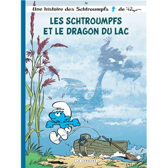 Les SchtroumpfsLes schtroumpfs et le dragon du lac