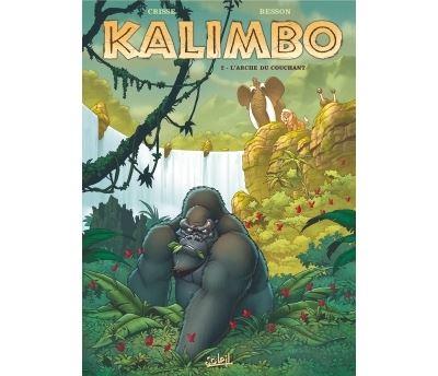 Kalimbo T2 - L'Arche du couchant
