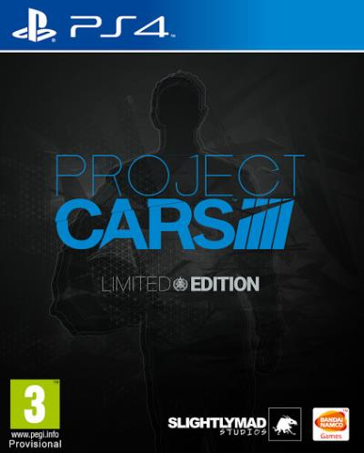 Project Cars PS4 Edition Limitée - PlayStation 4