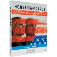HOUSE OF CARDS S5-FR-BLURAY