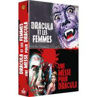 Coffret Dracula 2 films DVD