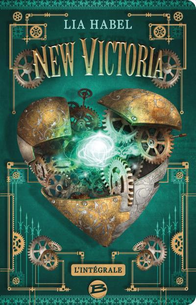 New Victoria - L'intégrale : New Victoria - l'intégrale