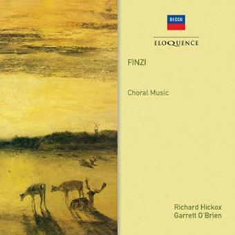 FINZI: CHORAL MUSIC/2CD
