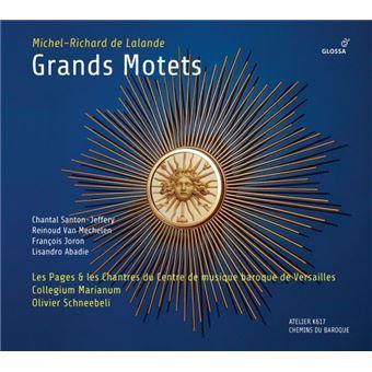 Grands motets