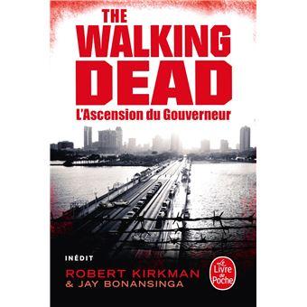 Couverture de The walking dead, l'ascension du Gouverneur