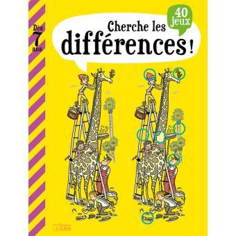 Cherche les différences !