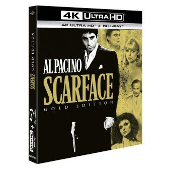 Scarface Blu-ray 4K Ultra HD