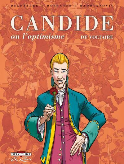 Candide ou l'optimisme de Voltaire -L'intégrale