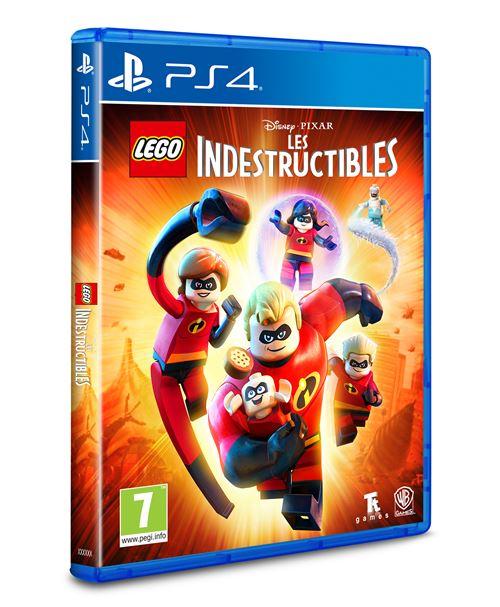 LEGO Disney / Pixar Les Indestructibles PS4