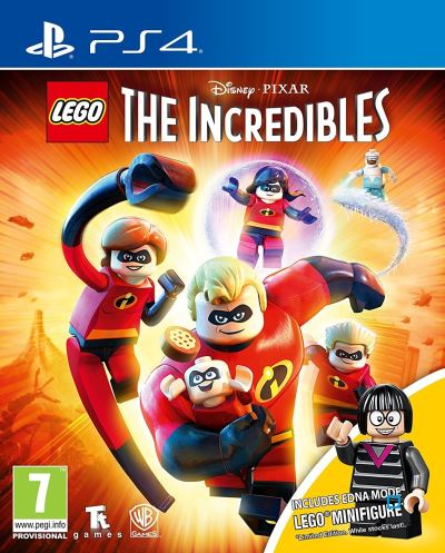 LEGO Disney / Pixar Les Indestructibles PS4
