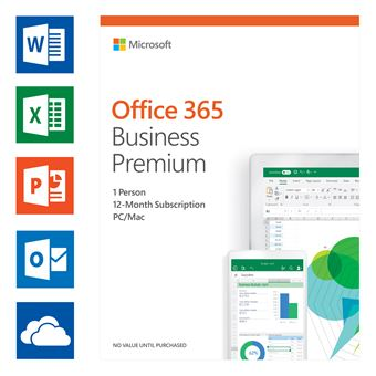 Microsoft Office 365 Business Premium UK