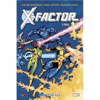X-FactorX-factor integrale 1986