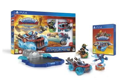 Starter Pack Skylanders SuperChargers PS4