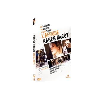 Affaire Karen Mccoy DVD