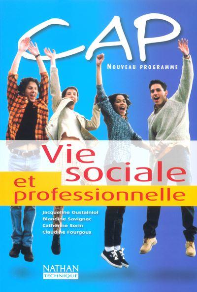 Vie sociale profession cap ele