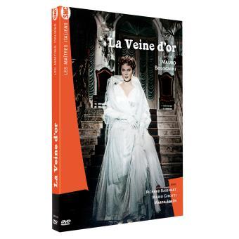 La veine d'or DVD