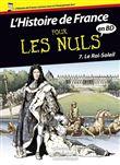 Histoire de France en BD Pour les Nuls - tome 7 Le Roi-Soleil