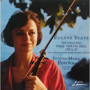 6 Sonates pour violon seul