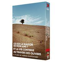 Coffret Koker La trilogie Edition Collector Limitée DVD