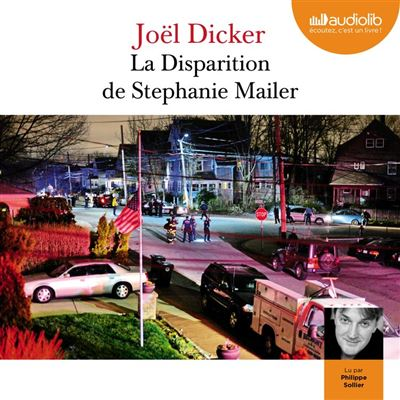 La Disparition de Stephanie Mailer - Format Téléchargement Audio - 9782367626536 - 23,45 €