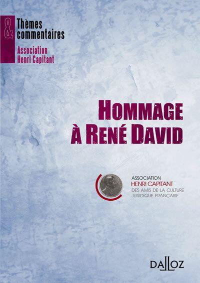 Hommage à René David