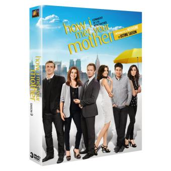 How I met your MotherHow I met your Mother Coffret intégral de la Saison 9 - DVD