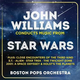Conducts music from Star Wars