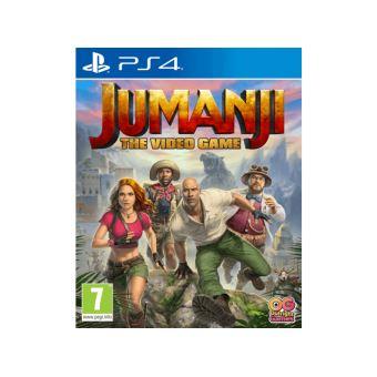 JUMANJI : THE VIDEO GAME FR/NL PS4