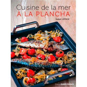 Cuisine de la mer a la plancha
