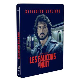 Les Faucons de la nuit Steelbook Blu-ray