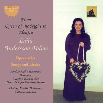 From Queen of the Night to Elektra (2CD)
