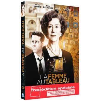 La femme au tableau Edition spéciale Fnac DVD