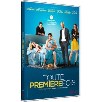 Toute première fois DVD