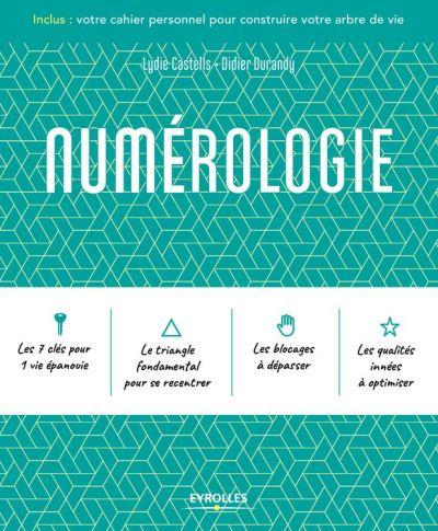 Numérologie - Inclus - Votre cahier personnel pour construire votre arbre de vie - 9782212597790 - 16,99 €