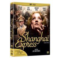 Shanghaï Express Combo Blu-ray DVD