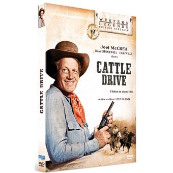 Cattle drive DVD