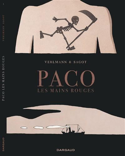 Paco les mains rouges