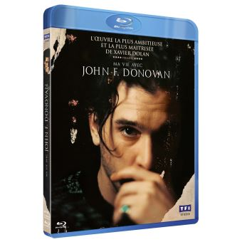 Ma vie avec John F. Donovan Blu-ray