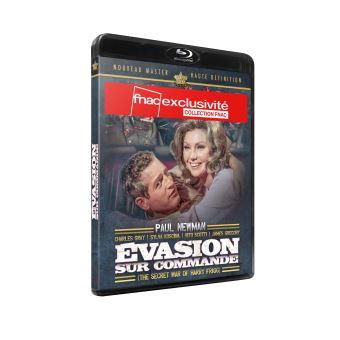 Evasion sur commande Edition Collector Exclusivité Fnac Blu-ray