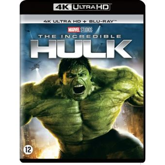 Incredible Hulk-NL-BLURAY 4K