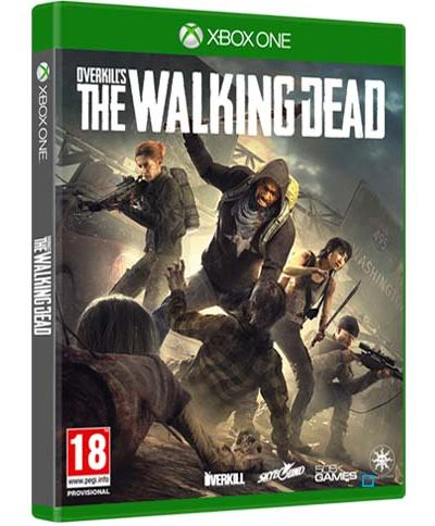 Overkill's The Walking Dead Xbox One