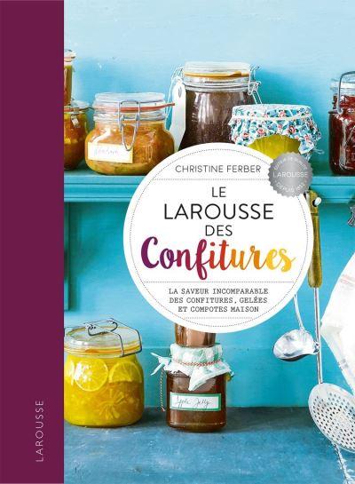 Larousse des Confitures - 9782035981875 - 28,99 €