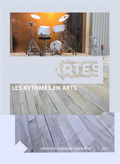 Les rythmes en arts