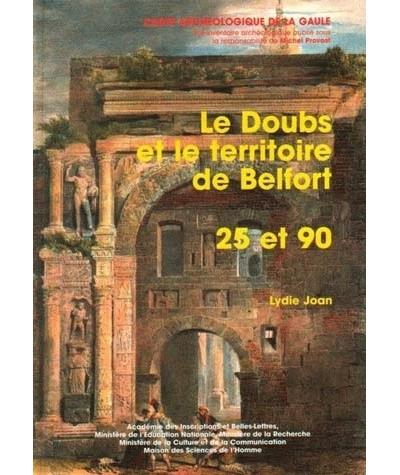 Le Doubs et le territoire de Belfort